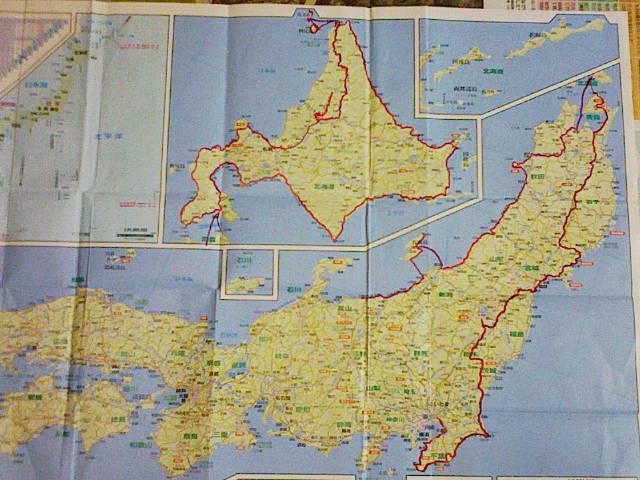 自転車の 東京~新潟 自転車 距離 : 日本めぐり―老拙の記録: 2008年 ...